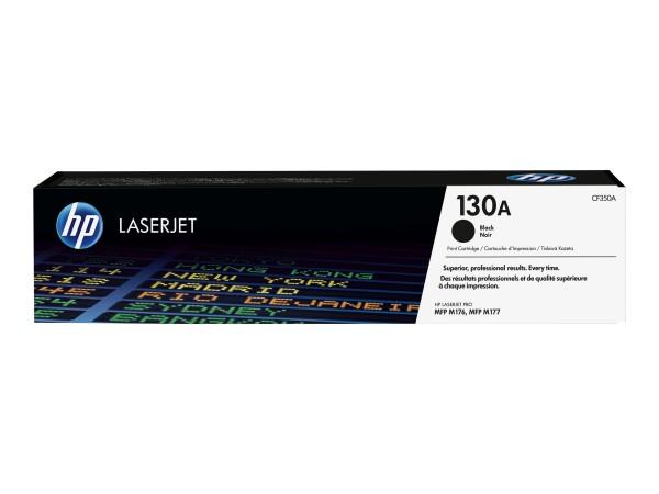 HP Toner CF350A 130A schwarz 1.300 Seiten 1 Stück