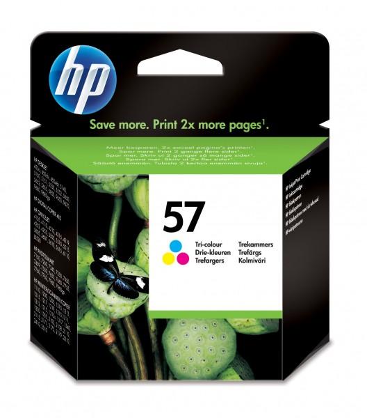 HP Tinte C6657AE 57 color 500 Seiten 17 ml 1 Stück