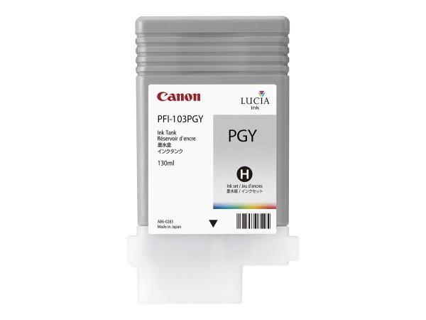 Canon Tinte 2214B001 PFI-103 PGY grau 130 ml pigmentiert 1 Stück