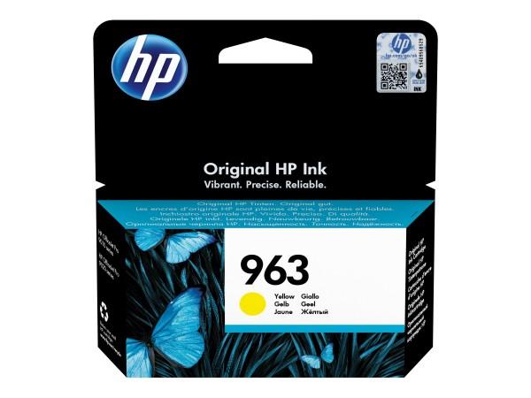 HP Tinte 3JA25AE#BGX 963 Gelb 700 Seiten 1 Stück