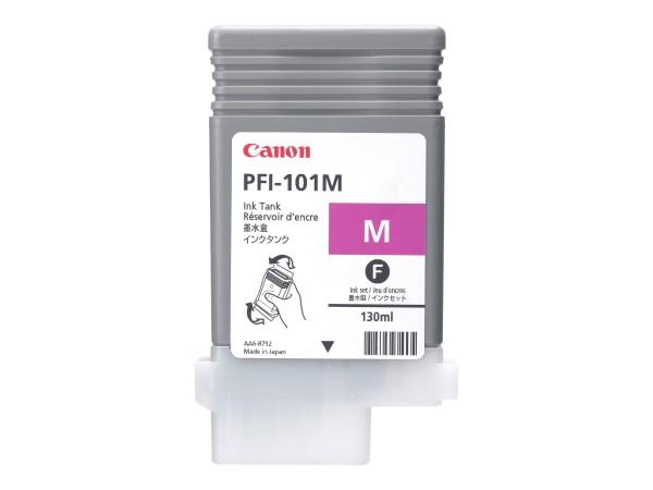 Canon Tinte 0885B001 PFI-101 M Magenta 130 ml pigmentiert 1 Stück