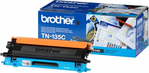 Brother Toner TN-135C Cyan 4.000 Seiten 1 Stück