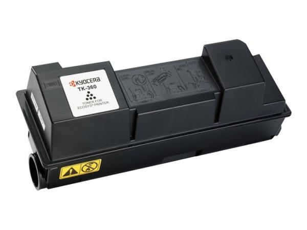 Kyocera Toner 1T02J20EU0 TK-360 Schwarz 20.000 Seiten 1 Stück