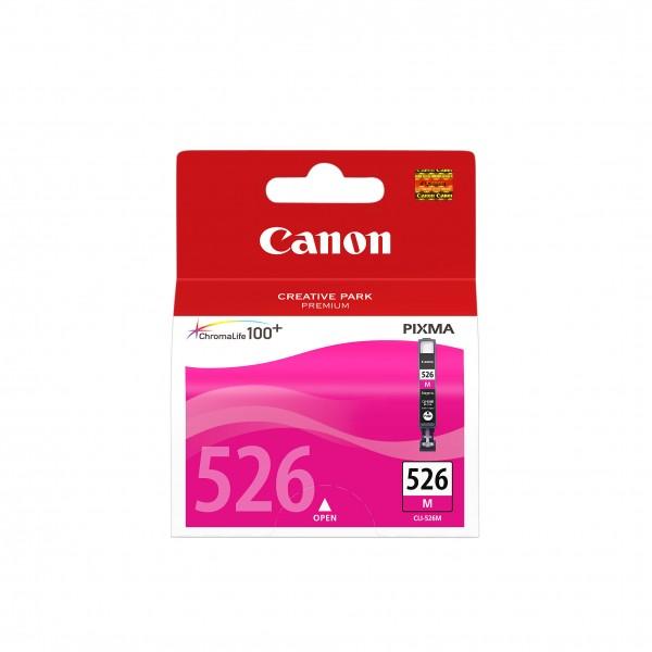 Canon Tinte 4542B001 CLI-526 M Magenta 520 Seiten 9 ml 1 Stück