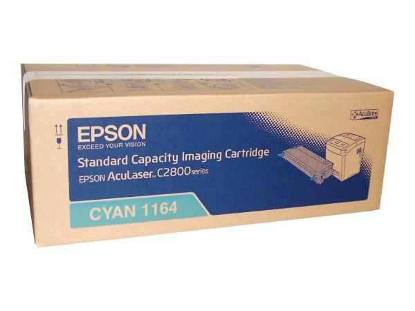Epson Toner C13S051164 1164 cyan 2.000 Seiten 1 Stück