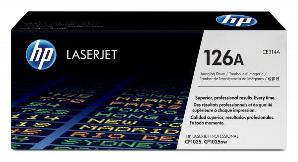 HP Trommel CE314A 126A 14.000 Seiten 1 Stück