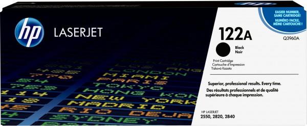 HP Toner Q3960A 122A schwarz 5.000 Seiten 1 Stück