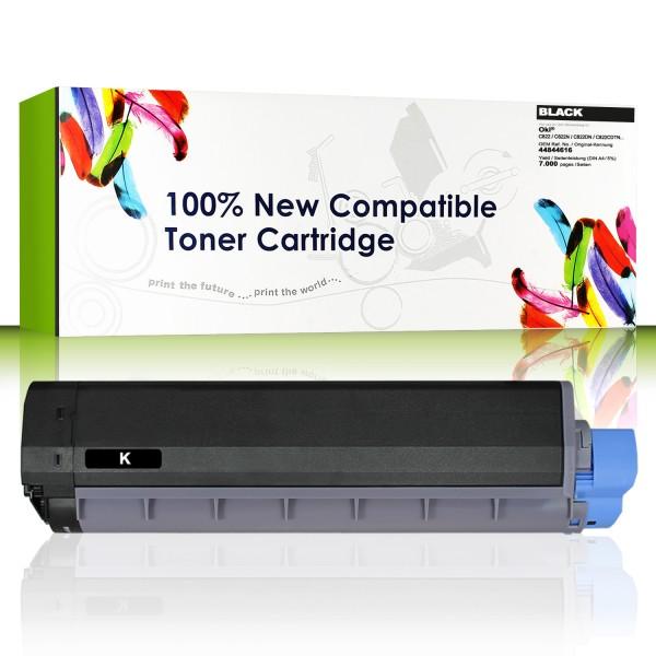 CartridgeWeb Toner kompatibel zu Oki 44844616 schwarz 7.000 Seiten 1 Stüc